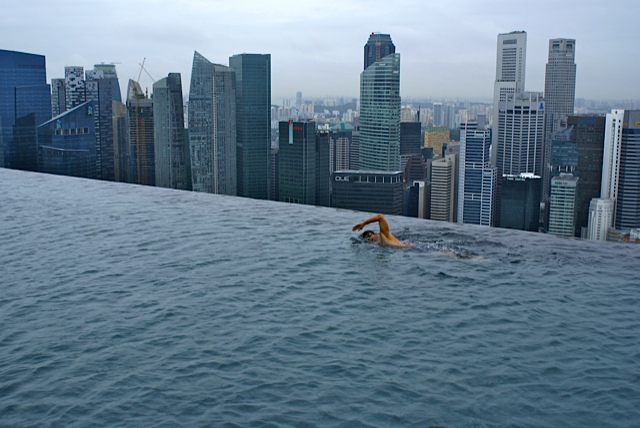 Coolest Swimming Pool Slide In The World